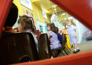 School Photography | Children in Classroom