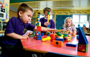 School Photography | Children in Classroom
