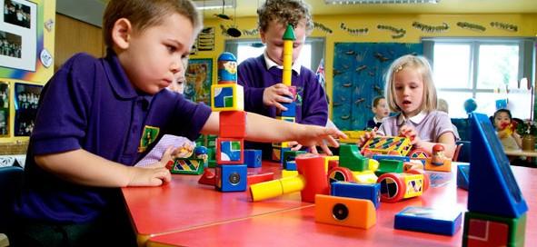 School Photography   Children in Classroom
