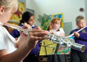 School Photography | Children Playing Music