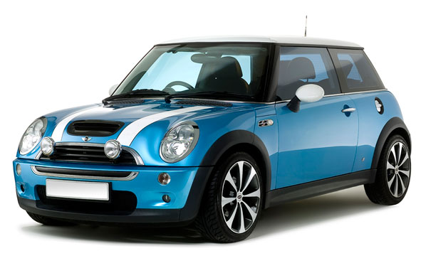 Advertsing Photography | BMW Mini in Studio