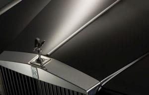 Advertsing Photography   Rolls Royce Bonnet