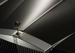Advertsing Photography | Rolls Royce Bonnet