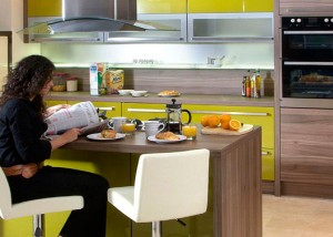 Lifestyle Photography | Kitchen with Person