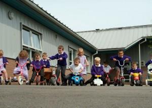 School Photography   Children Racing