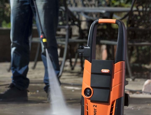 Location Photography: Vax Pressure Washer