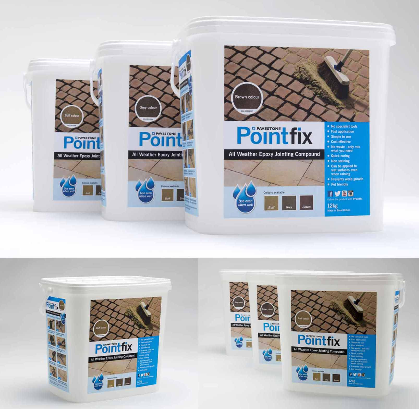 Point fix - New Product Photography by dpix
