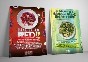 Food Photographer Bromsgrove -Salads- dpix creative photography