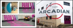 Location photographer Birmingham- Arcadian car park- dpix creative photography