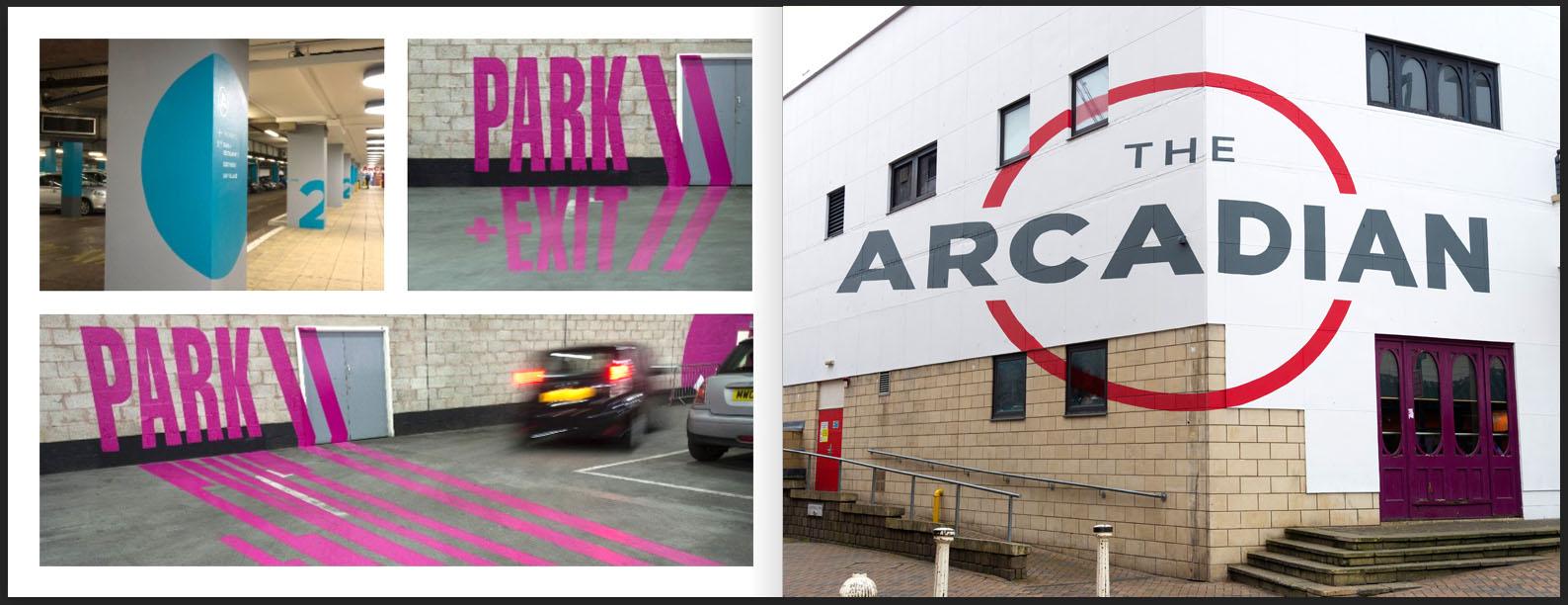 Location photographer Birmingham- Arcadian car park- dpix creative photography