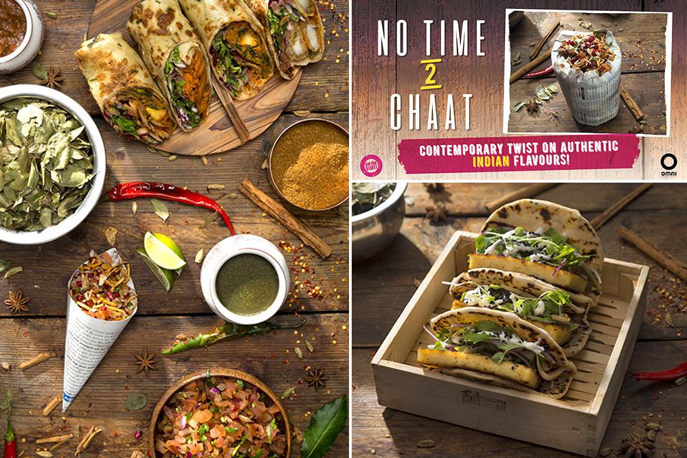 Food Photographer Bromsgrove- Indian food wraps-dpix creative photography