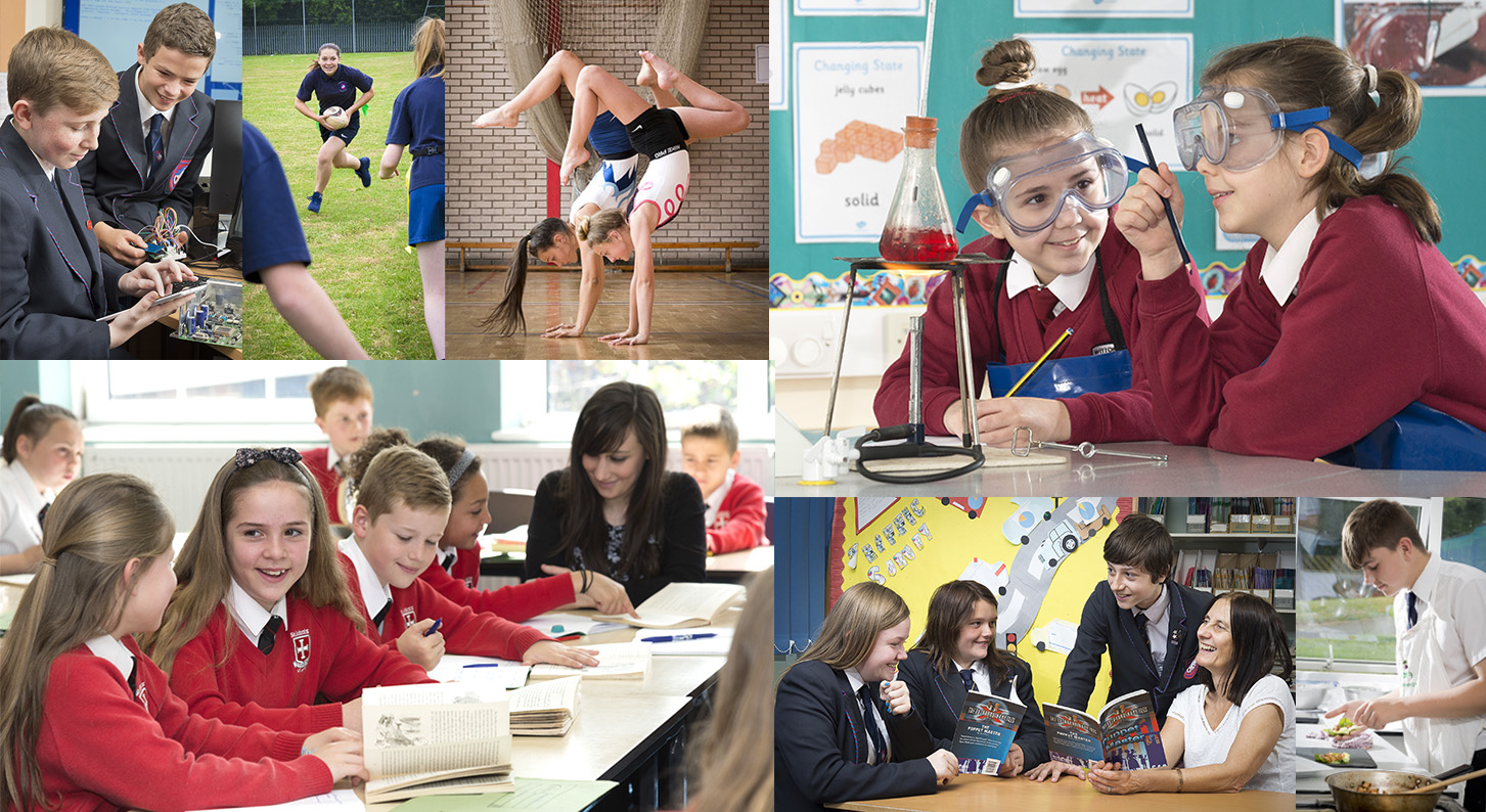 School Prospectus Photography Birmingham